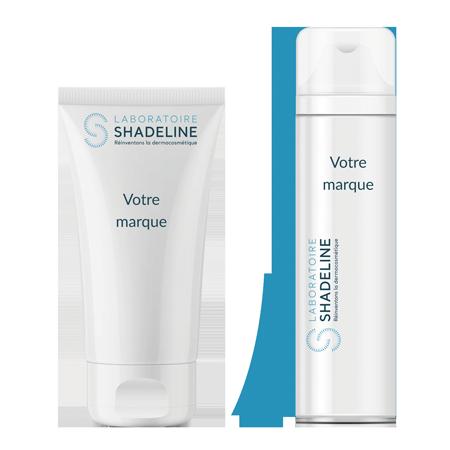 Des produits cosmétiques disponibles rapidement en marque blanche à personnaliser, les tests sont effectués